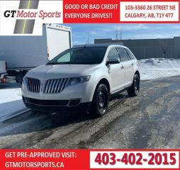 Used 2013 Lincoln MKX for sale in Calgary, AB