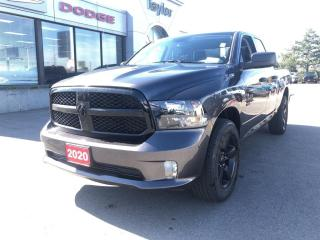 New 2020 RAM 1500 Classic Express Quad 4x4 V8 Night Pack for sale in Hamilton, ON