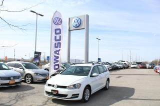Used 2015 Volkswagen Golf Sportwagen 1.8L TSI Trendline for sale in Whitby, ON