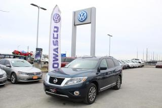 Used 2013 Nissan Pathfinder 3.5L SL 4WD for sale in Whitby, ON
