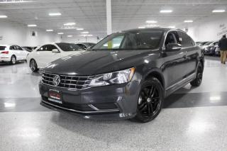 Used 2016 Volkswagen Passat TSI I BIG SCREEN I REAR CAM I KEYLESS ENTRY I POWER OPTIONS for sale in Mississauga, ON