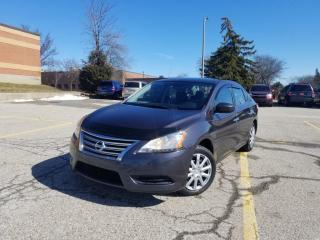Used 2013 Nissan Sentra 4dr Sdn I4 for sale in Mississauga, ON