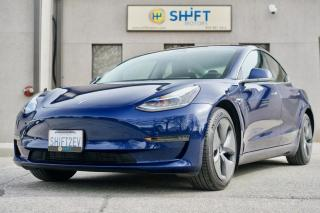 Used 2018 Tesla Model 3 LONG RANGE RWD AUTOPILOT 2, AERO WHEELS, CARFAX CLEAN! for sale in Burlington, ON