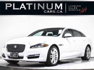Used 2017 Jaguar XJ XJL, PORTFOLIO, LWB, AWD, NAV, 360, MASSAGE for sale in Toronto, ON