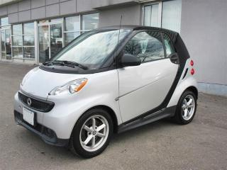 Used 2015 Smart fortwo Pure for sale in Mississauga, ON