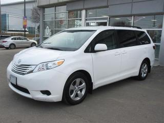 Used 2017 Toyota Sienna 7 Passenger/WE ARE OPEN, BOOK YOUR APPOINTMENT for sale in Mississauga, ON