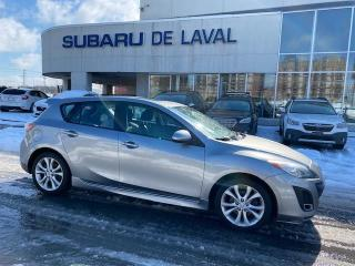 Used 2011 Mazda MAZDA3 GT for sale in Laval, QC