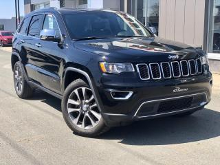 Used 2018 Jeep Grand Cherokee LIMITED  ''CUIR MAG 20'' CAMERA'' for sale in Ste-Marie, QC