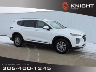 Used 2019 Hyundai Santa Fe Essential AWD | Heated Seats & Steering Wheel | Back-up Camera | Bluetooth for sale in Weyburn, SK