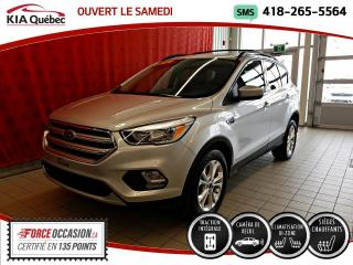 Used 2017 Ford Escape SE* AWD* 2.0L* SIEGES CHAUFFANTS* CAMERA for sale in Québec, QC