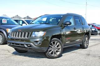 Used 2017 Jeep Compass 75E ANNIVERSAIRE 4X4 for sale in Brossard, QC