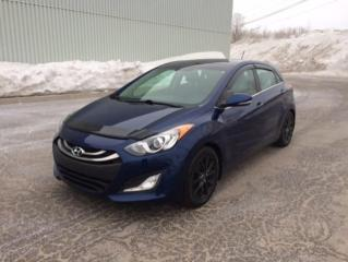 Used 2013 Hyundai Elantra GT 5p à hayon auto SE avec groupe Tech *Dis for sale in Quebec, QC