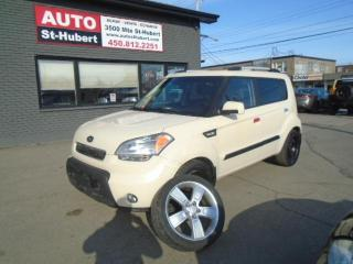 Used 2010 Kia Soul 4U ** TOIT OUVRANT ** for sale in St-Hubert, QC