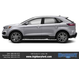 New 2020 Ford Edge Titanium for sale in London, ON