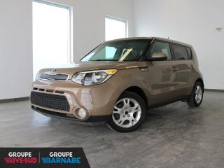 Used 2016 Kia Soul LX for sale in St-Jean-Sur-Richelieu, QC
