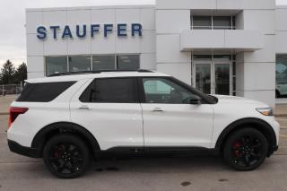 New 2020 Ford Explorer ST for sale in Tillsonburg, ON