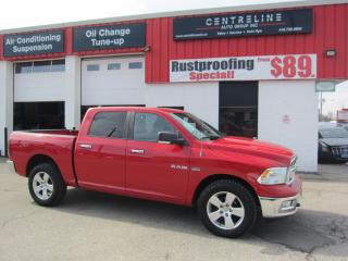 Used 2010 Dodge Ram 1500 SLT 10,995+HST+LIC FEE / CLEAN CARFAX REPORT / CERTIFIED / HEMI / 4X4 for sale in North York, ON