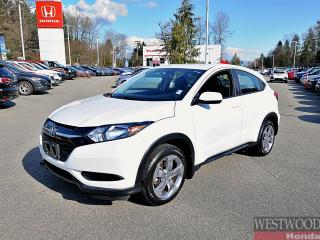 Used 2018 Honda HR-V LX 2WD for sale in Port Moody, BC