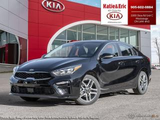 New 2019 Kia Forte EX Limited for sale in Mississauga, ON