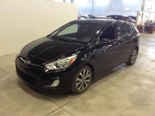 Used 2016 Hyundai Accent GLS Toit Jantes for sale in Longueuil, QC