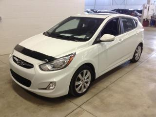 Used 2012 Hyundai Accent GLS Toit Jantes for sale in Longueuil, QC