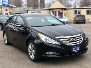 Used 2013 Hyundai Sonata LIMITED for sale in Mississauga, ON