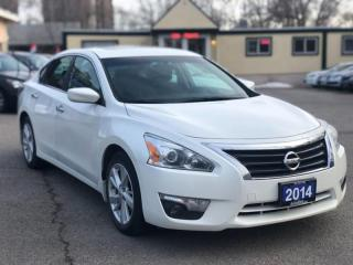 Used 2014 Nissan Altima 2.5 SV for sale in Mississauga, ON