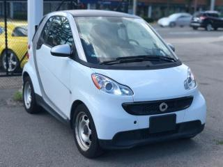 Used 2013 Smart fortwo Pure Coupe for sale in Mississauga, ON