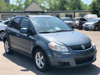 Used 2007 Suzuki SX4 Base for sale in Mississauga, ON