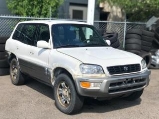 Used 1999 Toyota RAV4 SXA16L/SXA11L/SXA15L/SXA10L/BEA11L for sale in Mississauga, ON