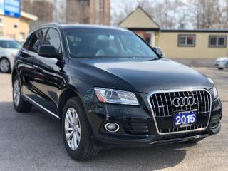 Used 2015 Audi Q5 2.0T Premium Plus for sale in Mississauga, ON