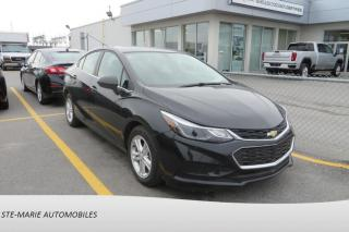 Used 2018 Chevrolet Cruze SIEGES CHAUFFANTS CAMÉRA ARRIERE for sale in St-Rémi, QC