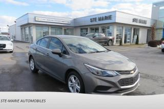 Used 2018 Chevrolet Cruze SIEGES CHAUFFANTS BLUETOOTH for sale in St-Rémi, QC