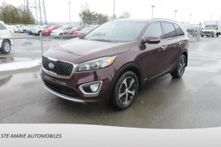 Used 2018 Kia Sorento AWD EX Turbo 2.0L for sale in St-Rémi, QC