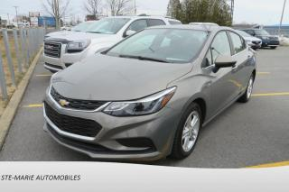 Used 2018 Chevrolet Cruze SIEGES CHAUFFANTS CAMÉRA ARRIERE BLUETOOTH for sale in St-Rémi, QC