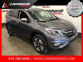 Used 2016 Honda CR-V TOURING|AWD|NAV|TOIT| for sale in Montréal, QC