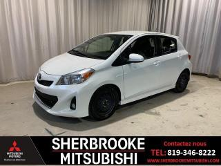 Used 2012 Toyota Yaris TOYOTA yaris SE hayon for sale in Sherbrooke, QC