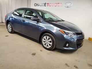 Used 2014 Toyota Corolla S SPORT for sale in Montréal, QC