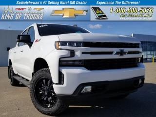 New 2020 Chevrolet Silverado 1500 RST for sale in Rosetown, SK