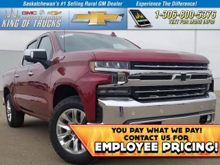 New 2020 Chevrolet Silverado 1500 LTZ for sale in Rosetown, SK