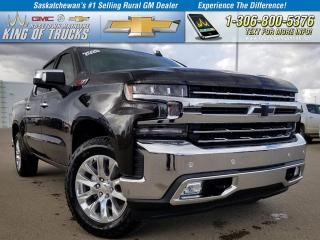 New 2020 Chevrolet Silverado 1500 LTZ for sale in Rosetown, SK