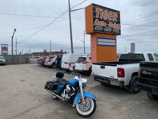 2011 Harley-Davidson ROAD KING CLASSIC**ONLY 39KMS**103 CI**6 SPEED**AS IS