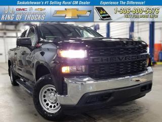 New 2020 Chevrolet Silverado 1500 Work Truck for sale in Rosetown, SK