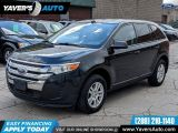 Photo of Black 2011 Ford Edge