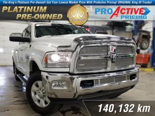 Used 2015 RAM 3500 Longhorn for sale in Rosetown, SK