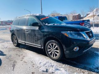 Used 2015 Nissan Pathfinder 4WD 4DR SL for sale in Lévis, QC