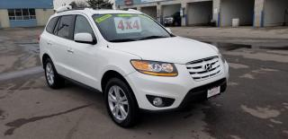 Used 2010 Hyundai Santa Fe LIMITED for sale in Mississauga, ON