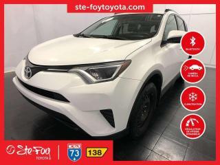 Used 2016 Toyota RAV4 LE GR AMÉLIORÉ  *AC, SIEGES ET MIROIRS CHAUFFANTS* for sale in Québec, QC