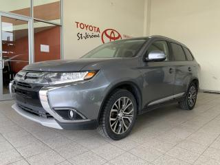 Used 2016 Mitsubishi Outlander * AWD * SE * V6 3.0L * 7 PASSAGERS * TOIT OUVRANT for sale in Mirabel, QC