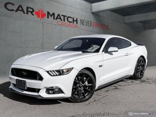 Used 2017 Ford Mustang GT PREMIUM / NAV / LEATHRE for sale in Cambridge, ON